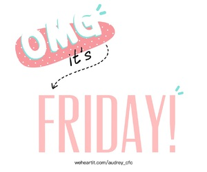 awesome, friday, and have image