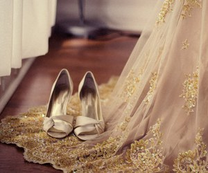 shoes and dress image
