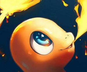 pokemon, wallpaper, and charamander image
