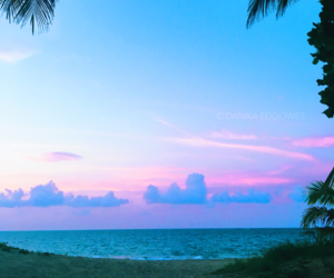 beach, colours, and exotic image