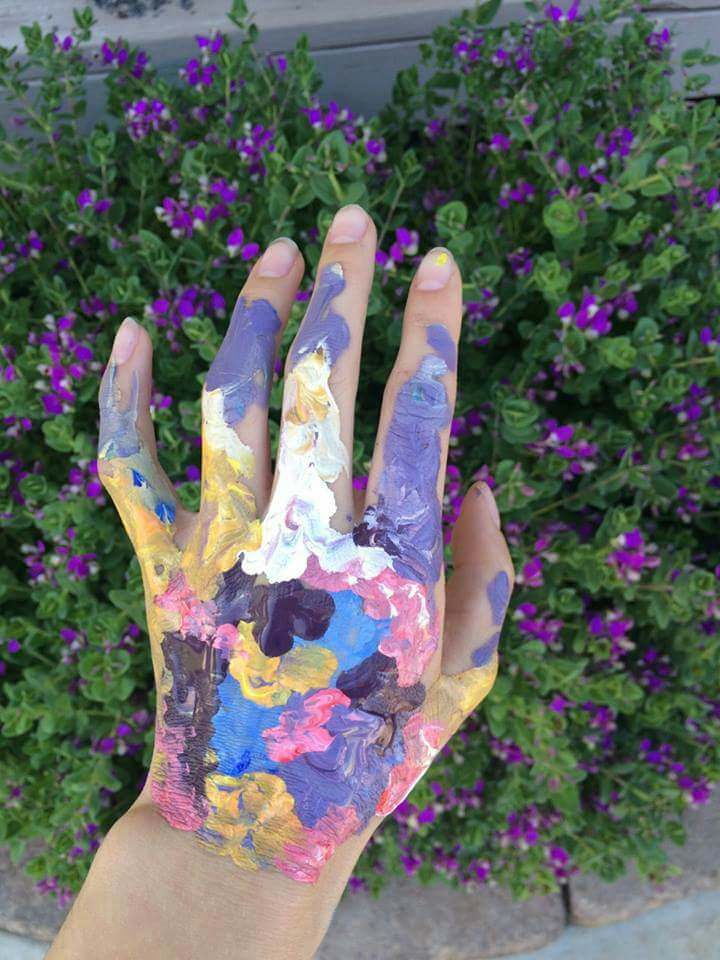 art, flowers, and tumblr image