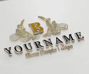 logo maker, logos, and business owner image