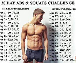 abs and fitness image