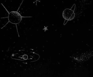 space, wallpaper, and planet image