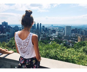 beautiful, canada, and city image