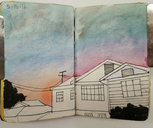 draw and journal image
