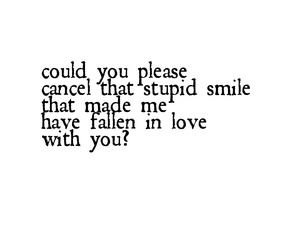 amore, smile, and tumblr image