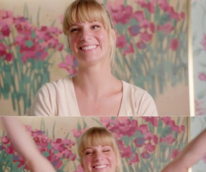 glee, heather morris, and brittany s pierce image