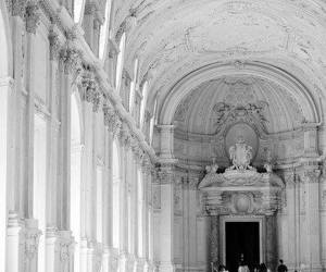 architecture, photography, and black and white image