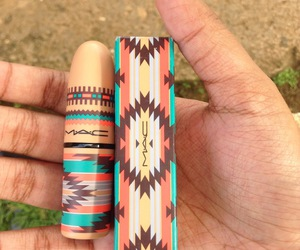 aztec, beauty, and lip image