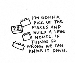 ed sheeran, lego house, and music image