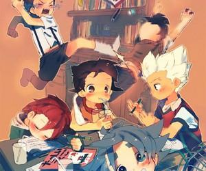 anime, funny, and kids image