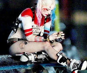 harley and suicide squad image