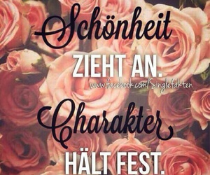 beauty, quote, and sprüche image