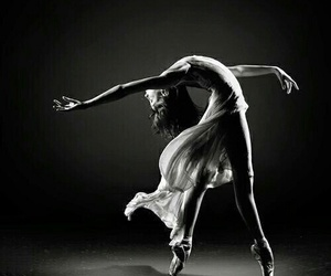 dance, ballet, and ballerina image