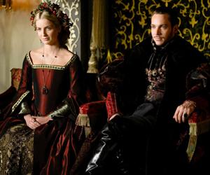 edward, jane seymour, and The Tudors image