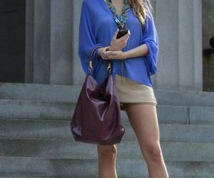 gossip girl, Serena Van Der Woodsen, and blake lively image