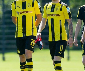 football, borussia dortmund, and bvb09 image