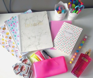 pencil and supplies image