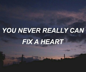 grunge, quotes, and heart image