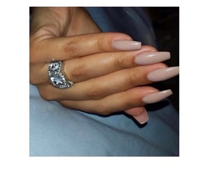 fashion, nails, and neutral image