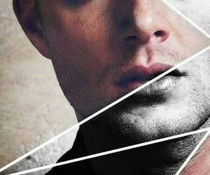 dean, demon, and supernatural image