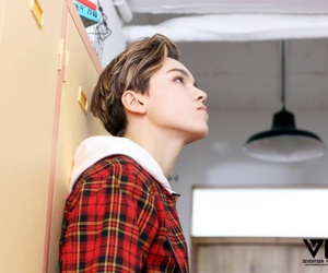 vernon, Seventeen, and kpop image