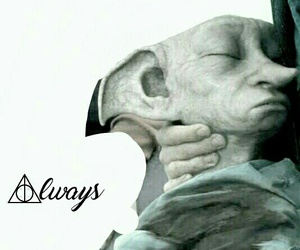 always, cloak, and harry potter image