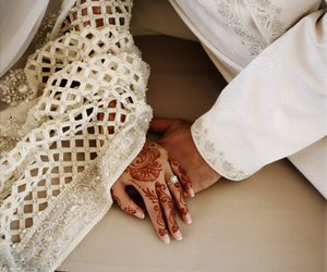 henna, islam, and marriage image