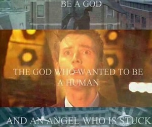 doctor who and superwholock image
