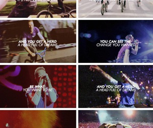 coldplay, tour, and edit image