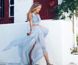 dress, fashion, and maja malnar image