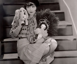 20s, clara bow, and vintage image