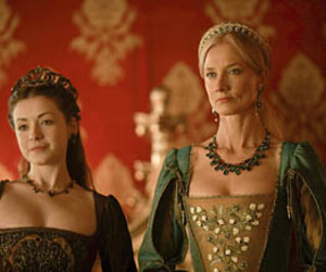 The Tudors, bloody mary, and sarah bolger image