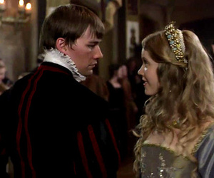 The Tudors, six wives, and tazmin merchent image
