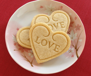 Cookies, love, and shortbread image