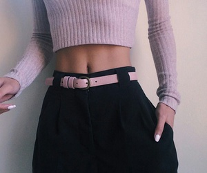 fashion, pink, and body image