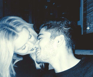 zayn malik, zerrie, and perrie edwards image