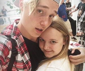 cute couple, fangirl, and estonia image