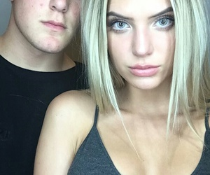 jake paul and alissa violet image