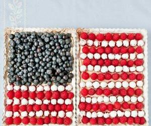 blackberry, usa, and flag image