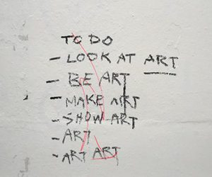 art, quote, and tumblr image