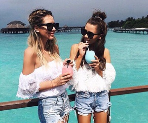 style, summer, and best friends image