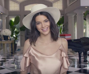 kendall jenner, style, and vogue image
