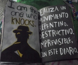 bad, wreck this journal, and heisenberg image