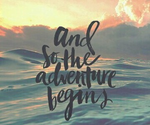quotes, adventure, and wallpaper image