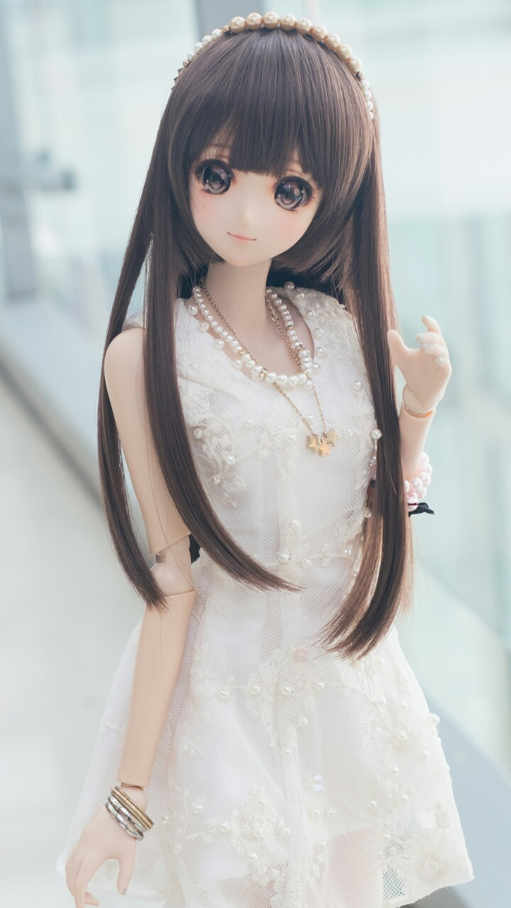 Anime Art Baby Baby Doll Baby Girl Beautiful Beauty Bjd