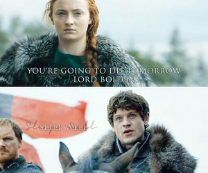 got, game of thrones, and iwan rheon image