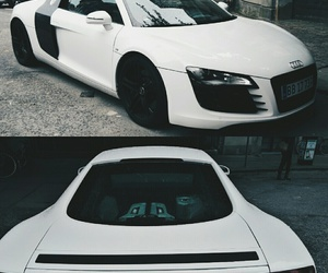 audi, cars, and r8 image
