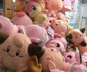 pokemon, pink, and kawaii image